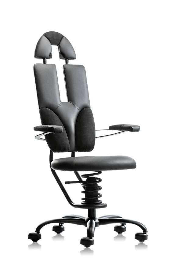 Ergonomski direktorski stol SpinaliS Pilot