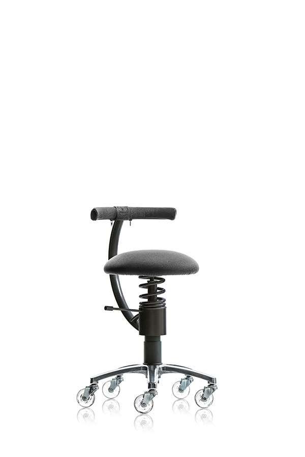 Ergonomski frizerski stol SpinaliS Stylist